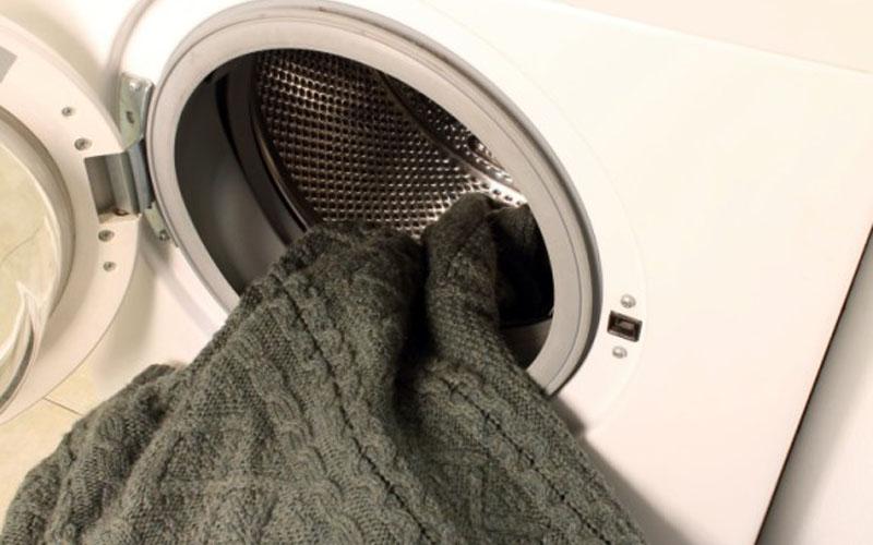 Problem: wollkleidung schrumpft nach der wäsche mit waschmaschine